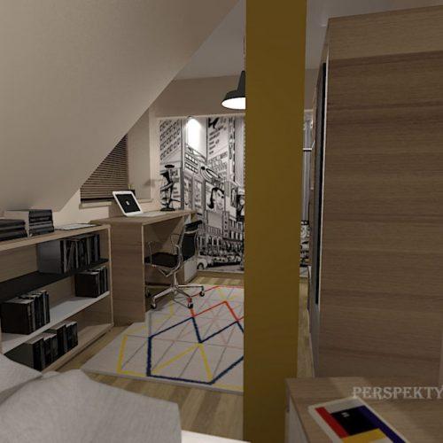 projekt-pokoju-projektowanie-wnętrz-lublin-perspektywa-studio-pokój-nastolatka-poddasze-Nastolatek-w-mieście-28