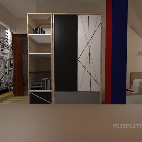 projekt-pokoju-projektowanie-wnętrz-lublin-perspektywa-studio-pokój-nastolatka-poddasze-Nastolatek-w-mieście-30