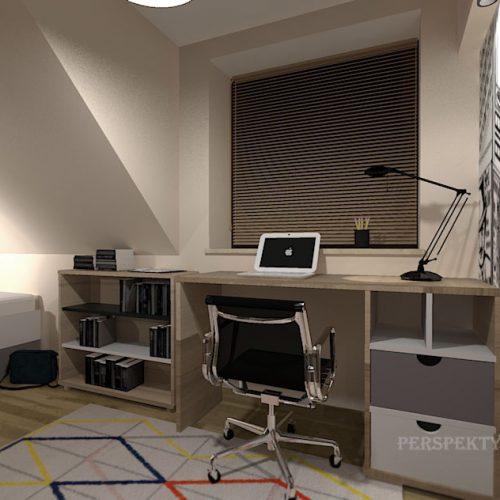 projekt-pokoju-projektowanie-wnętrz-lublin-perspektywa-studio-pokój-nastolatka-poddasze-Nastolatek-w-mieście-33