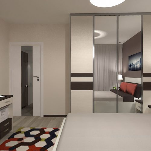 projekt-pokoju-projektowanie-wnętrz-lublin-perspektywa-studio-sypialnia-nowoczesna-beże-koral-Koral-104