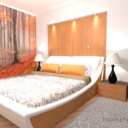 projekt-pokoju-projektowanie-wnętrz-lublin-perspektywa-studio-sypialnia-nowoczesna-inne-łóżko-wezgłowie-wnęka-fototapeta-Jesienny-las-65