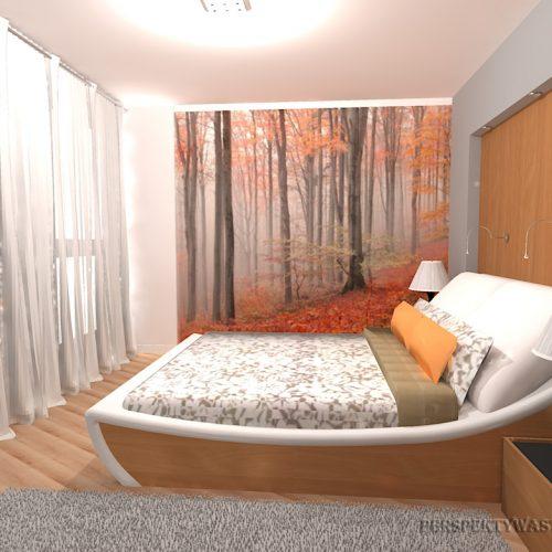 projekt-pokoju-projektowanie-wnętrz-lublin-perspektywa-studio-sypialnia-nowoczesna-inne-łóżko-wezgłowie-wnęka-fototapeta-Jesienny-las-68