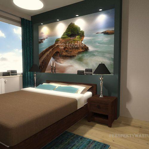 projekt-pokoju-projektowanie-wnętrz-lublin-perspektywa-studio-sypialnia-nowoczesna-wnęka-fototapeta-Skała-45