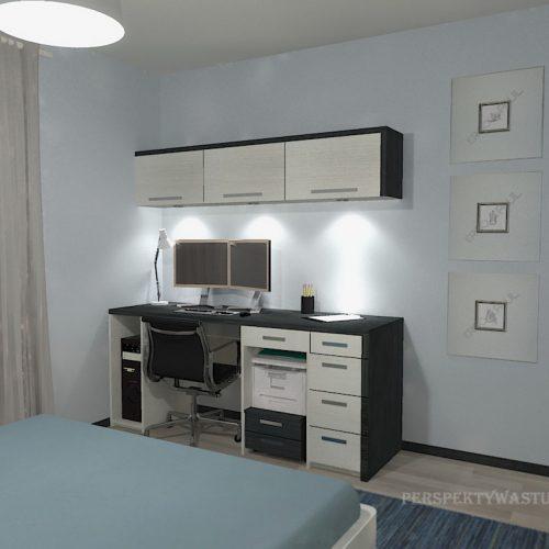 projekt-pokoju-projektowanie-wnętrz-lublin-perspektywa-studio-sypialnia-nowoczesna-z-tapetą-błękit-W-chmurach-28