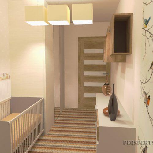 projekt-pokoju-projektowanie-wnętrz-lublin-perspektywa-studio-sypialnia-pokoik-dla-mamy-i-małego-dziecka-Maleństwo-13
