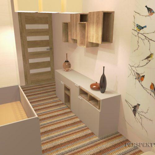 projekt-pokoju-projektowanie-wnętrz-lublin-perspektywa-studio-sypialnia-pokoik-dla-mamy-i-małego-dziecka-Maleństwo-9