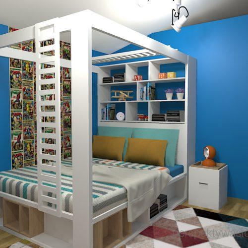 projekt-pokoju-salonu-projektowanie-wnętrz-lublin-perspektywa-studio-pokój-dla-chłopca-10-lat-Marvel-5