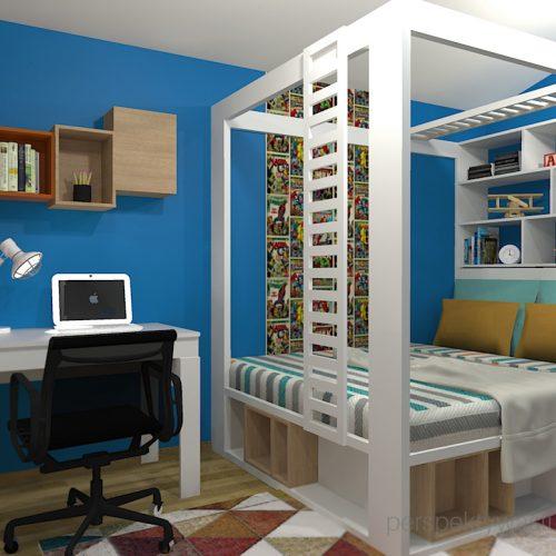 projekt-pokoju-salonu-projektowanie-wnętrz-lublin-perspektywa-studio-pokój-dla-chłopca-10-lat-Marvel-6