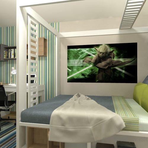 projekt-pokoju-salonu-projektowanie-wnętrz-lublin-perspektywa-studio-pokój-dla-chłopca-12-lat-Yoda-6