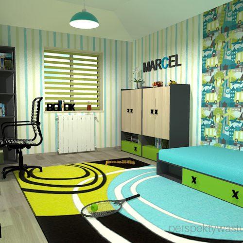 projekt-pokoju-salonu-projektowanie-wnętrz-lublin-perspektywa-studio-pokój-dla-chłopca-6-lat-Podróż-na-Gapę-1