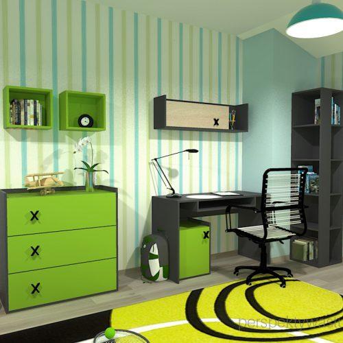 projekt-pokoju-salonu-projektowanie-wnętrz-lublin-perspektywa-studio-pokój-dla-chłopca-6-lat-Podróż-na-Gapę-3