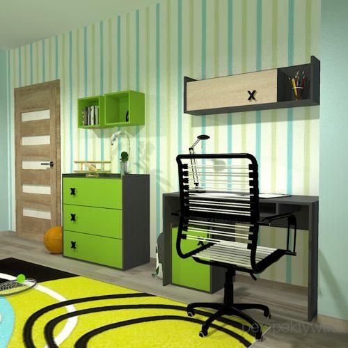 projekt-pokoju-salonu-projektowanie-wnętrz-lublin-perspektywa-studio-pokój-dla-chłopca-6-lat-Podróż-na-Gapę-4