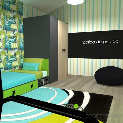 projekt-pokoju-salonu-projektowanie-wnętrz-lublin-perspektywa-studio-pokój-dla-chłopca-6-lat-Podróż-na-Gapę-5