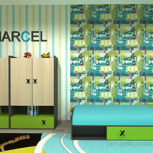 projekt-pokoju-salonu-projektowanie-wnętrz-lublin-perspektywa-studio-pokój-dla-chłopca-6-lat-Podróż-na-Gapę-6