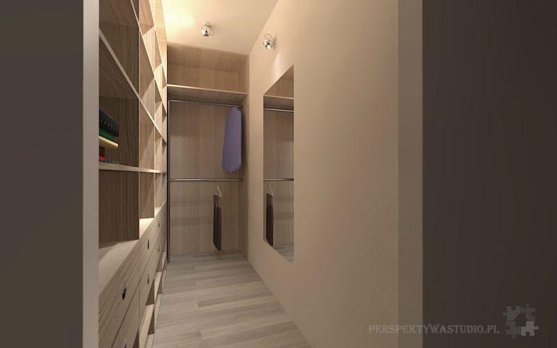 projekt-przedpokoju-projektowanie-wnętrz-lublin-perspektywa-studio-garderoba-Szafa-3