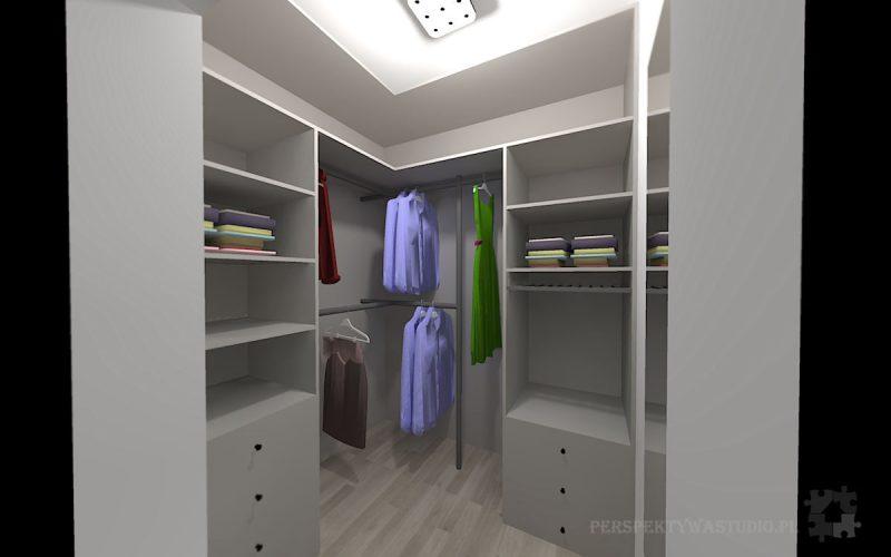 projekt-przedpokoju-projektowanie-wnętrz-lublin-perspektywa-studio-garderoba-Szafa-5