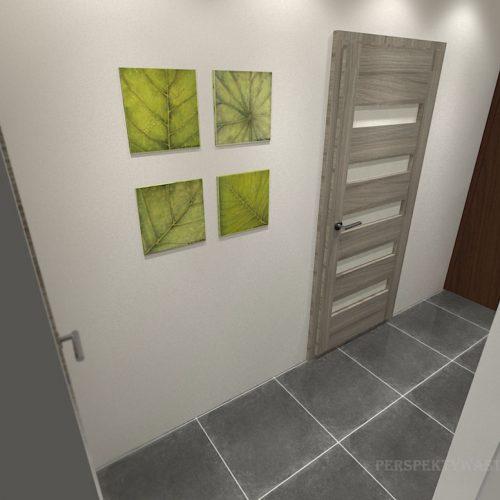 projekt-przedpokoju-projektowanie-wnętrz-lublin-perspektywa-studio-przedpokój-Liście-5