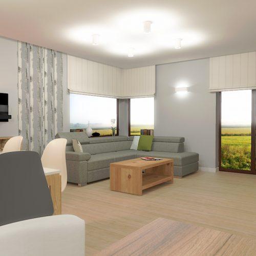 projekt-salonu-kuchni-projektowanie-wnętrz-lublin-perspektywa-studio-projekt-nowoczesny-białe-lakierowane-fronty-Brzozowy-las-1