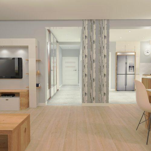 projekt-salonu-kuchni-projektowanie-wnętrz-lublin-perspektywa-studio-projekt-nowoczesny-białe-lakierowane-fronty-Brzozowy-las-4