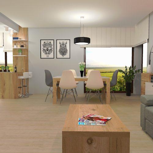 projekt-salonu-kuchni-projektowanie-wnętrz-lublin-perspektywa-studio-projekt-nowoczesny-białe-lakierowane-fronty-Brzozowy-las-9