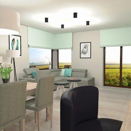 projekt-salonu-kuchni-projektowanie-wnętrz-lublin-perspektywa-studio-projekt-nowoczesny-białe-lakierowane-fronty-Odlot-1