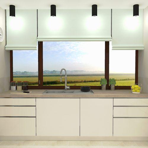 projekt-salonu-kuchni-projektowanie-wnętrz-lublin-perspektywa-studio-projekt-nowoczesny-białe-lakierowane-fronty-Odlot-4