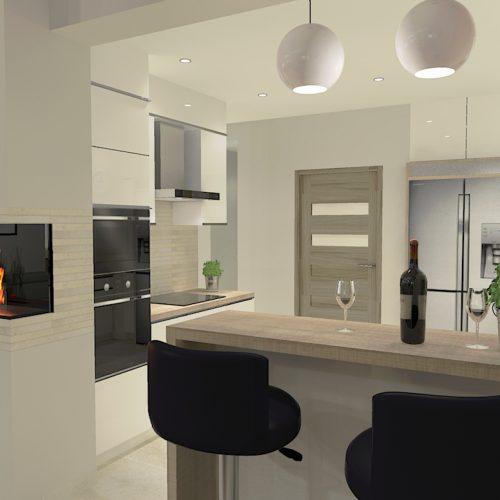 projekt-salonu-kuchni-projektowanie-wnętrz-lublin-perspektywa-studio-projekt-nowoczesny-białe-lakierowane-fronty-Odlot-7