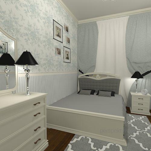 projekt-sypialni-projektowanie-wnętrz-lublin-perspektywa-studio-sypialnia-klasyczna-meble-białe-szare-tapety-tkaniny-w-sypialni-Bieg-królowej-Wiktorii-30