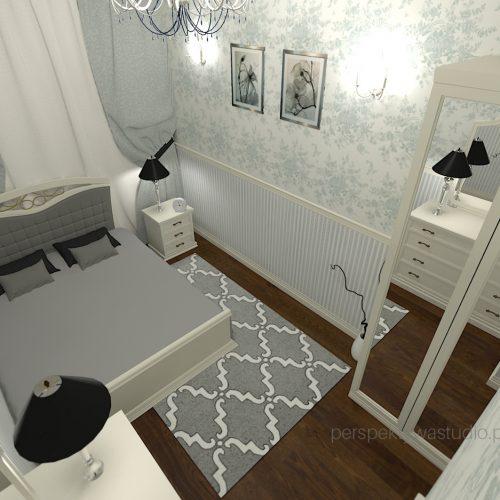 projekt-sypialni-projektowanie-wnętrz-lublin-perspektywa-studio-sypialnia-klasyczna-meble-białe-szare-tapety-tkaniny-w-sypialni-Bieg-królowej-Wiktorii-33