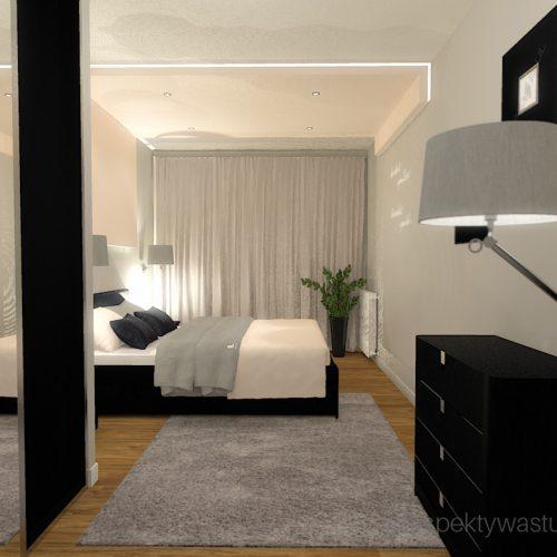 projekt-sypialni-projektowanie-wnętrz-lublin-perspektywa-studio-sypialnia-nowoczesna-ciemne-meble-w-sypialni-szarości-i-róż-baldachim-z-podświetleniem-led-Love-29