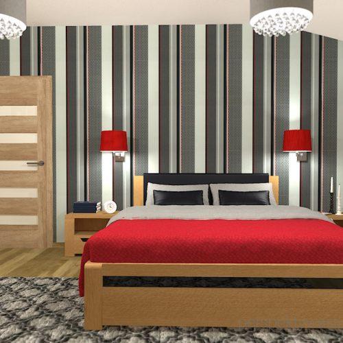 projekt-sypialni-projektowanie-wnętrz-lublin-perspektywa-studio-sypialnia-nowoczesna-dębowe-meble-carvalo-Red-hot-18