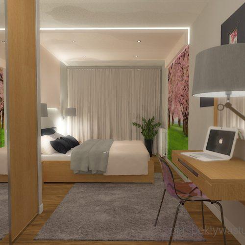 projekt-sypialni-projektowanie-wnętrz-lublin-perspektywa-studio-sypialnia-nowoczesna-meble-dębowe-fototapeta-powiększająca-wnętrze-baldachim-z-tasmą-led-Kwiat-jabłoni-16