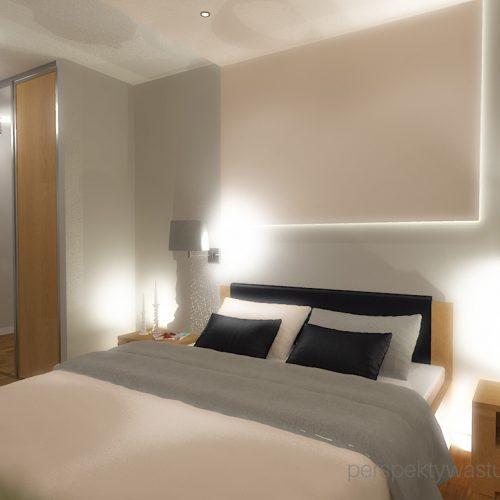 projekt-sypialni-projektowanie-wnętrz-lublin-perspektywa-studio-sypialnia-nowoczesna-meble-dębowe-fototapeta-powiększająca-wnętrze-baldachim-z-tasmą-led-Kwiat-jabłoni-17