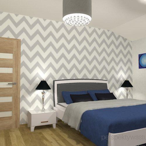 projekt-sypialni-projektowanie-wnętrz-lublin-perspektywa-studio-sypialnia-nowoczesna-minimalistyczna-wzory-geometryczne-Głębia-11