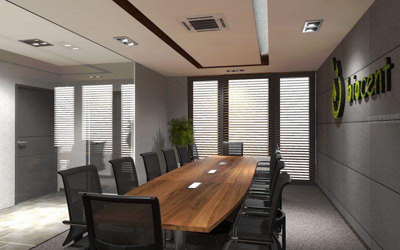 projektant-wnętrz-Lublin-wnętrza komercyjne-Biocent-biurowiec-siedziba-firmy-11