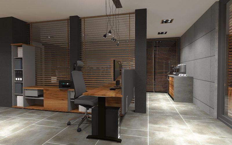 projektant-wnętrz-Lublin-wnętrza komercyjne-Biocent-biurowiec-siedziba-firmy-14