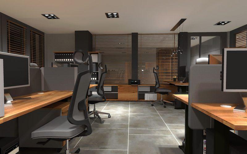 projektant-wnętrz-Lublin-wnętrza komercyjne-Biocent-biurowiec-siedziba-firmy-15