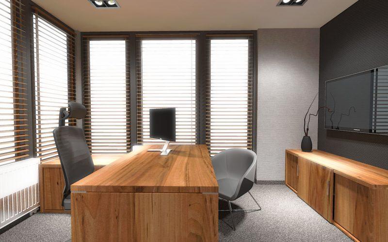 projektant-wnętrz-Lublin-wnętrza komercyjne-Biocent-biurowiec-siedziba-firmy-2