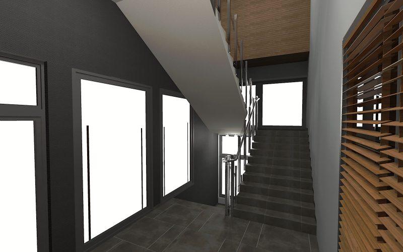 projektant-wnętrz-Lublin-wnętrza komercyjne-Biocent-biurowiec-siedziba-firmy-27