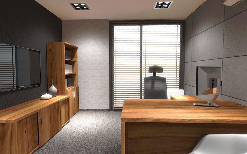 projektant-wnętrz-Lublin-wnętrza komercyjne-Biocent-biurowiec-siedziba-firmy-6