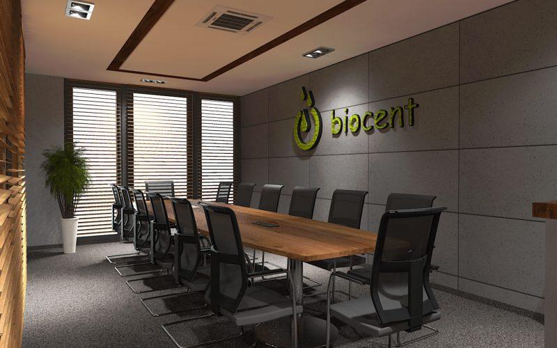 projektant-wnętrz-Lublin-wnętrza komercyjne-Biocent-biurowiec-siedziba-firmy-7