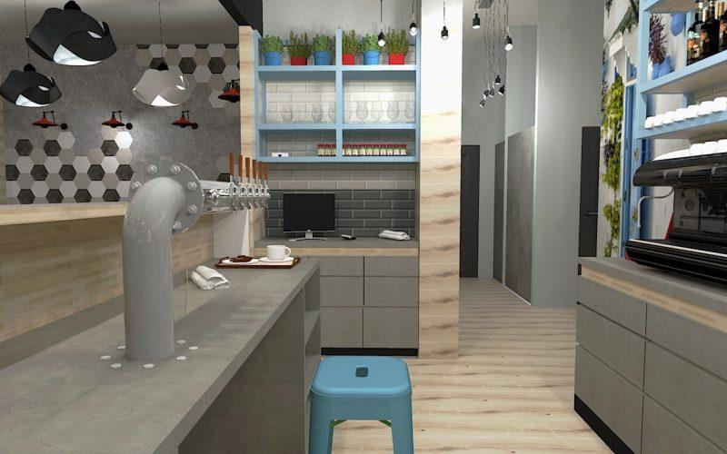 projektant-wnętrz-Lublin-wnętrza-komercyjne-Frizzante-restauracja-bistro-wersja-rodzinna-3