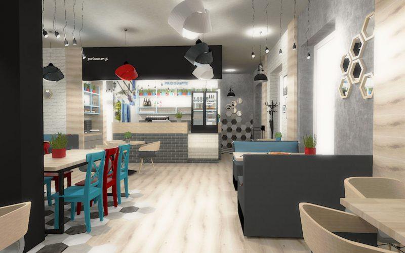 projektant-wnętrz-Lublin-wnętrza-komercyjne-Frizzante-restauracja-bistro-wersja-rodzinna-8