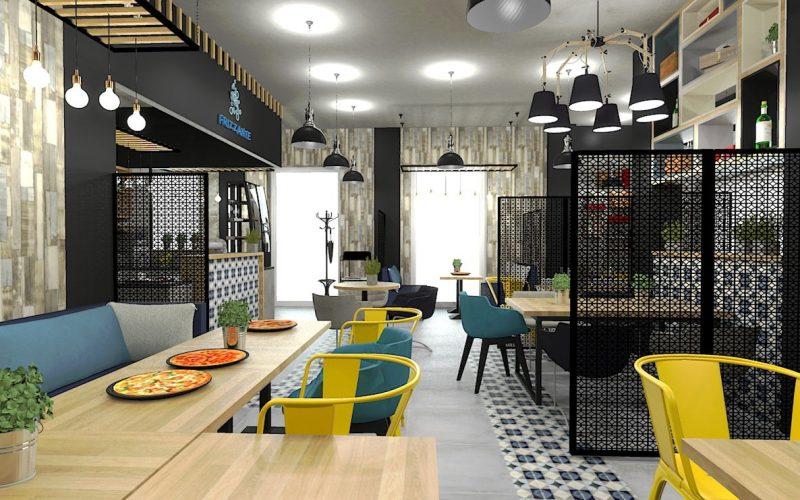 projektant-wnętrz-Lublin-wnętrza-komercyjne-Frizzante-restauracja-bistro-wersja-wieczorowa-11