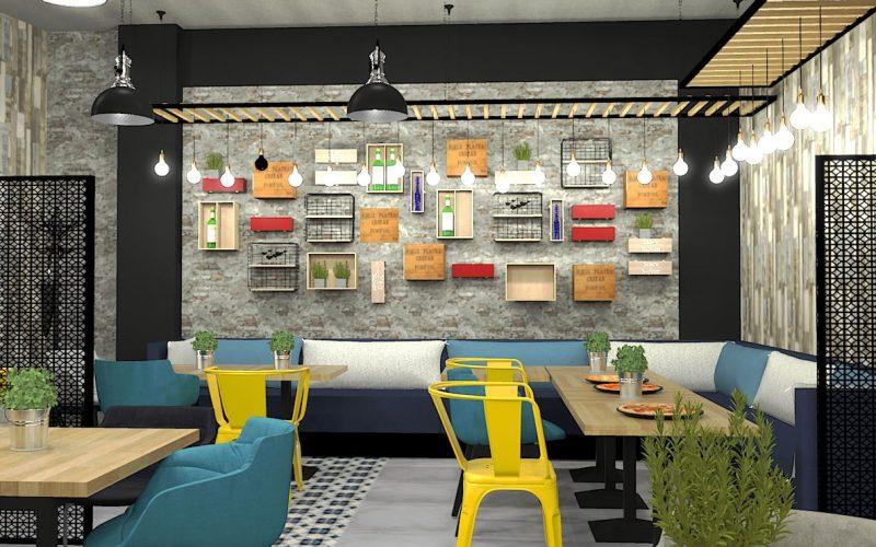 projektant-wnętrz-Lublin-wnętrza-komercyjne-Frizzante-restauracja-bistro-wersja-wieczorowa-12