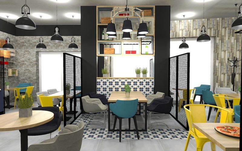 projektant-wnętrz-Lublin-wnętrza-komercyjne-Frizzante-restauracja-bistro-wersja-wieczorowa-16