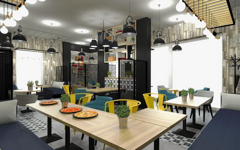 projektant-wnętrz-Lublin-wnętrza-komercyjne-Frizzante-restauracja-bistro-wersja-wieczorowa-19