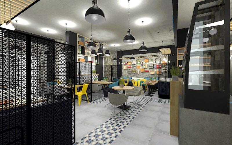 projektant-wnętrz-Lublin-wnętrza-komercyjne-Frizzante-restauracja-bistro-wersja-wieczorowa-22
