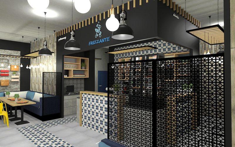 projektant-wnętrz-Lublin-wnętrza-komercyjne-Frizzante-restauracja-bistro-wersja-wieczorowa-3