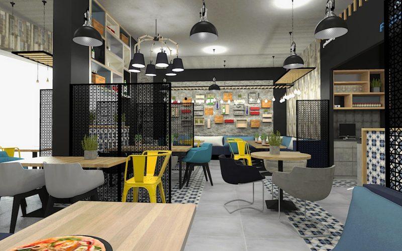 projektant-wnętrz-Lublin-wnętrza-komercyjne-Frizzante-restauracja-bistro-wersja-wieczorowa-5